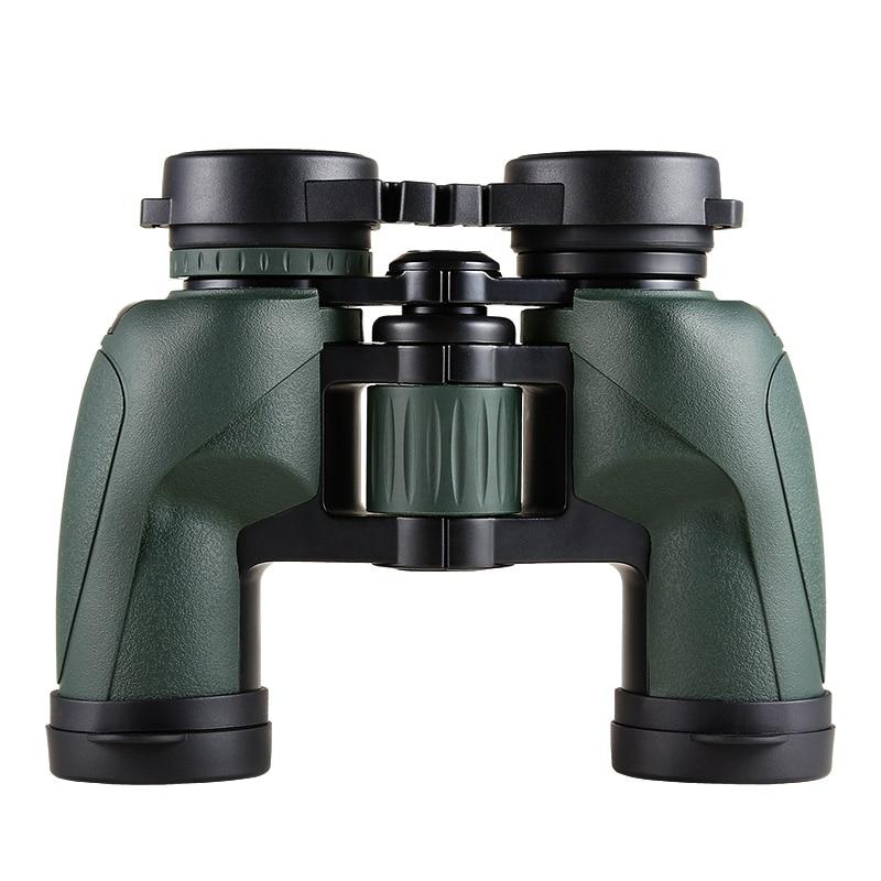 New binoculars 8X32 high-definition low-light night vision telescope hiking tourism sea navigation telescope gifts Бинокль