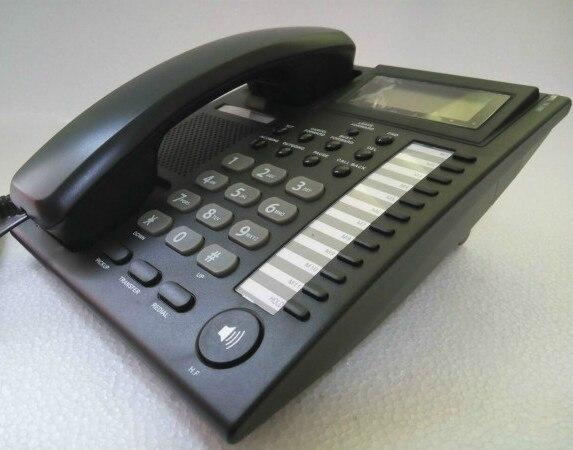 Расширенный Caller ID Телефон/Телефон PH206 АТС/АТС телефон Офиса