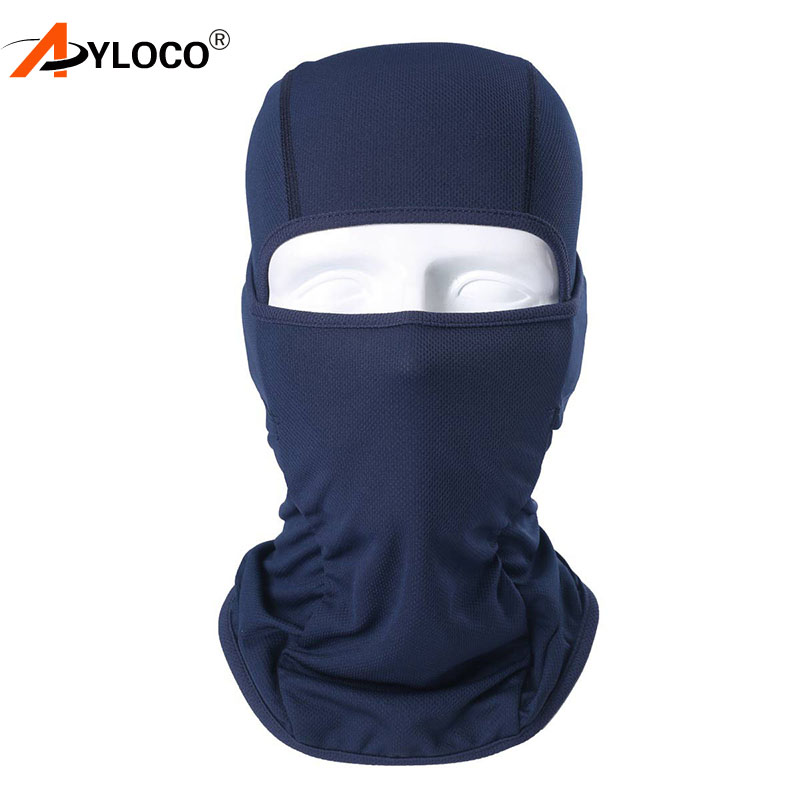 Tactical Balaclava Quick Dry Hood Mask Hunt CS Military Full Face Mask Paintball War Game Helmet Motorcycle Cycling Face Mask