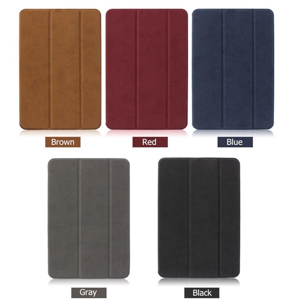 BGR PU Leather Case For Xiaomi mipad 2 MiPad 3 Smart Case Ultra thin Folding Intelligent