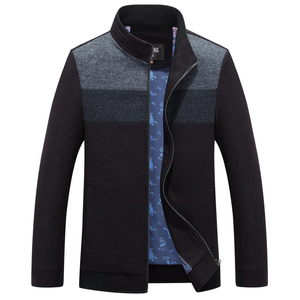Image 3 - Mu Yuan Yang 2020 Autumn and Winter For Male Wool & Blends 50% Off Men s Wool Blend Coats Casual Mens Woolen Jackets Overcoat