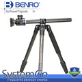 Benro Professional Tripod For SLR Camera GC268TB2 SystemGo Tripod Transverse Axis Carbon Fiber Tripod Head Set Creative Bracket