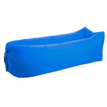 Hamac Gonflable Bleu