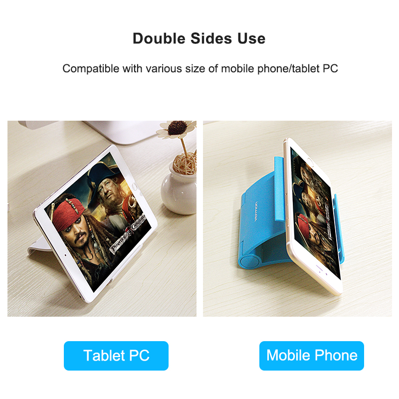 Vention Mobile Phone Holder For iphone Xiaomi Flexible Dest Phone Stand Universal Desk Holder For Huawei Samsung ipad Tablet PC 4