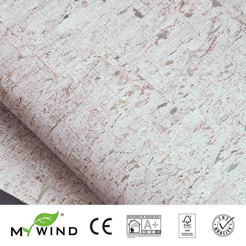 Papel De Parede Em Rolo 3D Decor aristocracia Europeia 2019 MEU VENTO Verde Menta Wallpapers Luxo 100% Natural Material de Segurança e Inocuidade