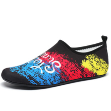 Water-Shoes Breathable Beach-Footwear Women Summer Soft Aqua Socks Couples Anti-Skid