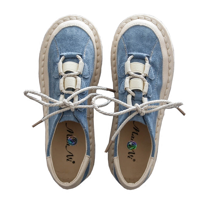 2018 spring new Beijing shoes women's national wind embroidered shoes low help women's shoes