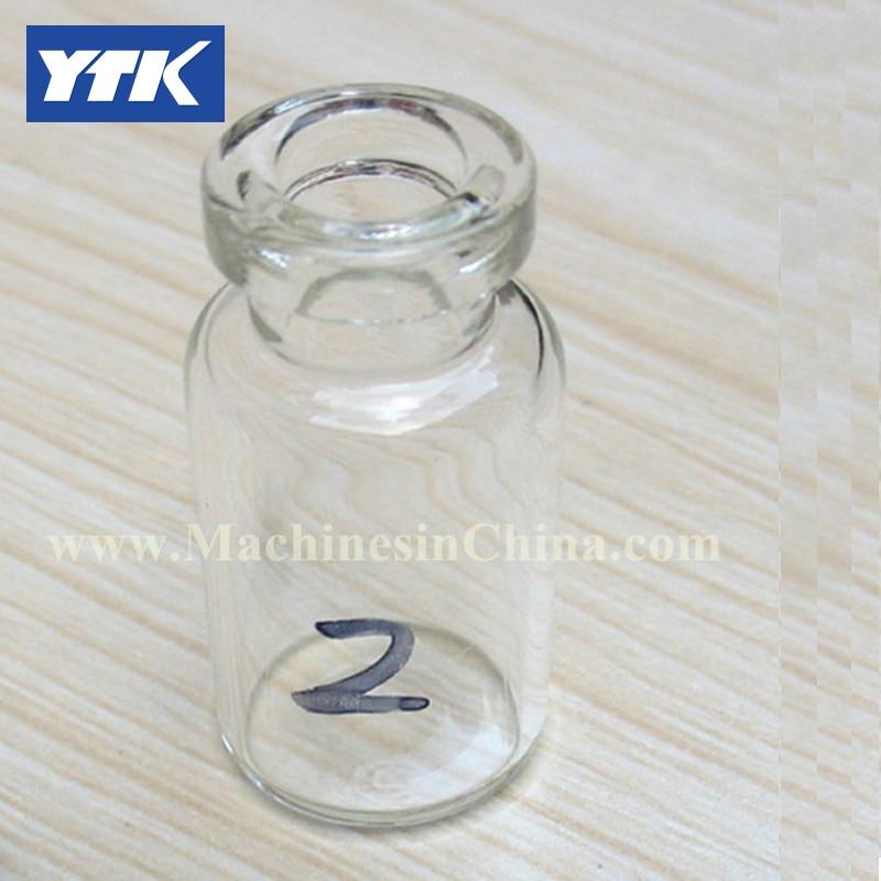 100pcs 2ml Glass Bottle without cap
