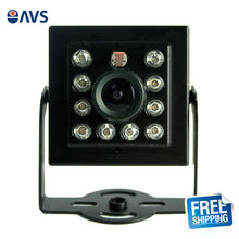 Best High Resolution Security Camera for Car/Taxi with IR Night Function