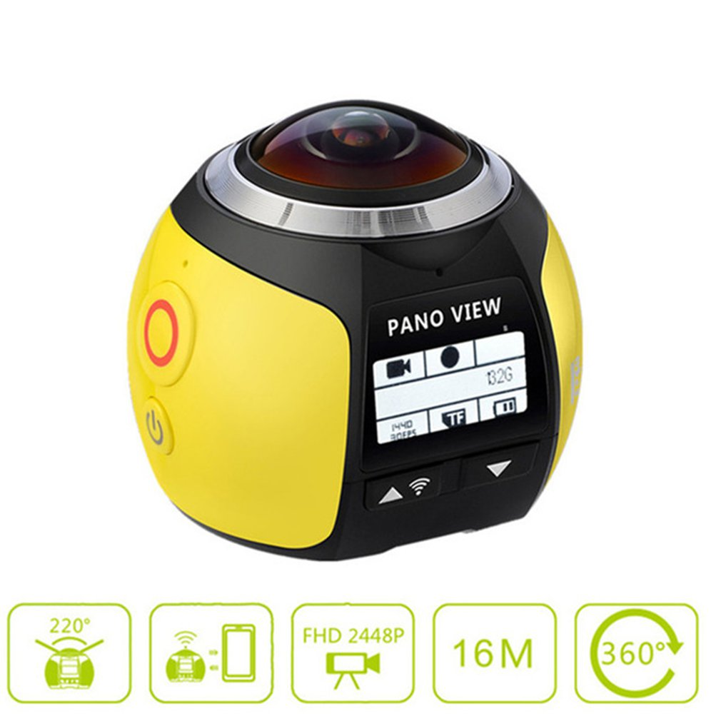 4 K WiFi sport Action caméra Mini Full HD 1080 P caméra vidéo extérieure casque Camara Go 40 M plongée étanche Pro DVR DV