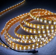 high voltage SMD 3528 140led per metre 7W waterproof ip65 led strip 5meter/Lot used for decoration lighting