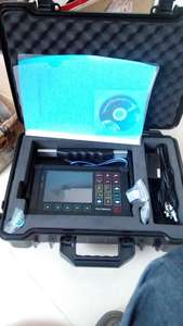 Promotion price Portable NDT Digital Ultrasonic Flaw Detector 0~10000mm with straight probe and 60 and 70 degree Angle probe