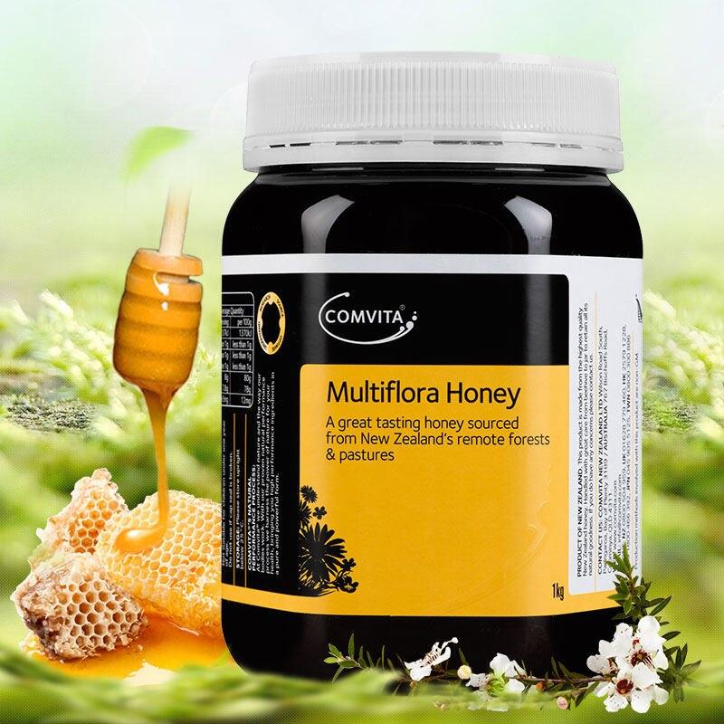 Comvita Multiflora Honey 1000g (5)