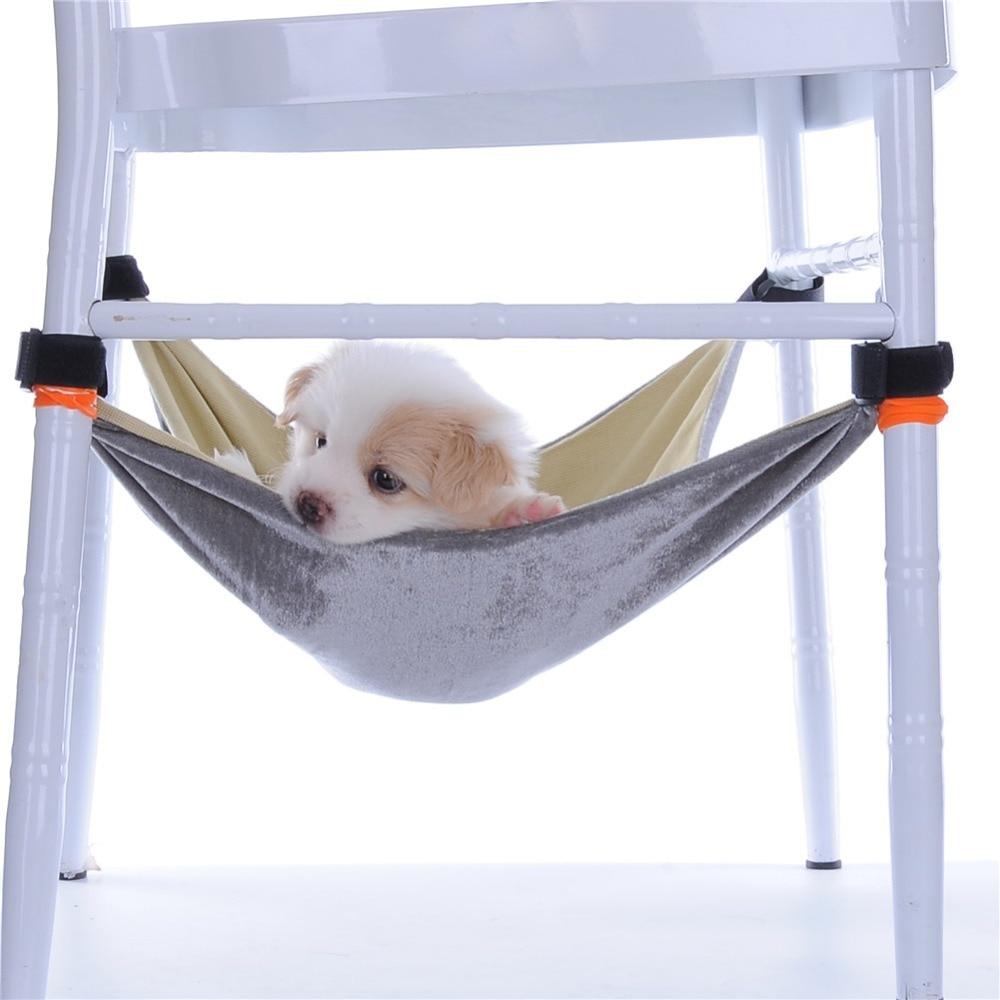 Hond Katten Carriers Zachte Warme Matten Bed Hangmat Opknoping Stoel - Producten voor huisdieren - Foto 3