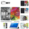 MTT Left Right Brain Leather Case For 2017 10 1 Huawei MediaPad M3 Lite 10 BAH