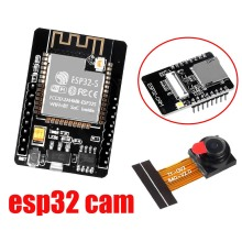 ESP32 CAM ESP32-CAM WiFi Wifi Module ESP32 serial WiFi Development Board 5V Bluetooth with OV2640 Camera Module For Arduino
