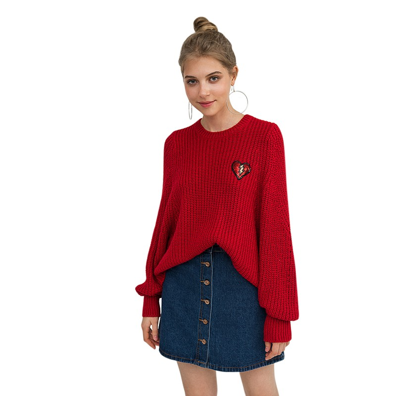 Sweaters befree 1831354867-70 jumper sweater pullover women clothes for female apparel TMallFS