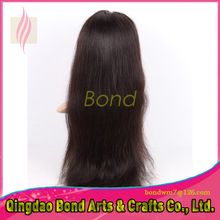 Grade 8A Straight Glueless Top Quality Full Lace Wig Brazilian Virgin Full Lace Human Hair Wigs for Black Women