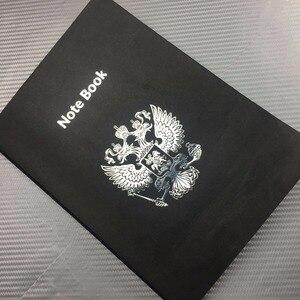 Image 3 - Rusya federasyonu ulusal amblemi arması rusya nikel kartal Metal çıkartmalar çıkartması Laptop Notebook telefon Sticker