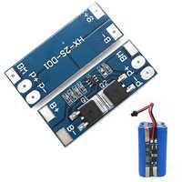 1pc 2S 8A panneau de Protection 7.4V 8.4V Lithium LiPo cellule Li-ion BMS plaque de batterie sur charge/Protection contre les courts-circuits