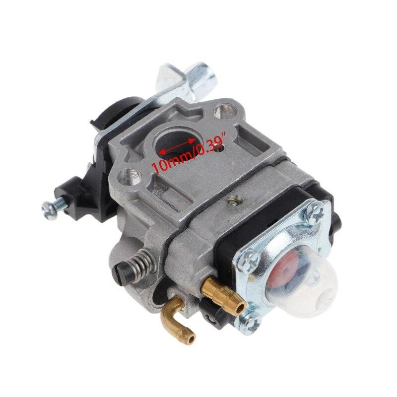 High Quality Carburetor 10mm Carb w/ Gasket For Echo SRM 260S 261S 261SB PPT PAS 260 261 BC4401DW Trimmer 2016 new carburetor carb rebuild repair kit k10 wyb for srm 260 srm 261 trimmer replacement k20 wyj type