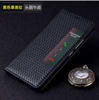 Genuine Leather Case Cowhide For Huawei P10 P10 Plus Protective Cover Phone Shell For Huawei P10