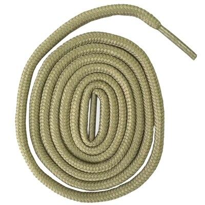 200 см очень длинные круглые шнурки Шнуры Веревки для ботинок martin спортивная обувь - Цвет: 28 khaki