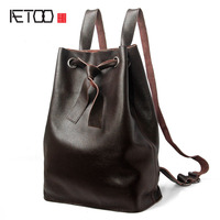 AETOO Leather Shoulder Bag Bag 2017 New Korean Casual Bag Bag Wallet Travel Bag
