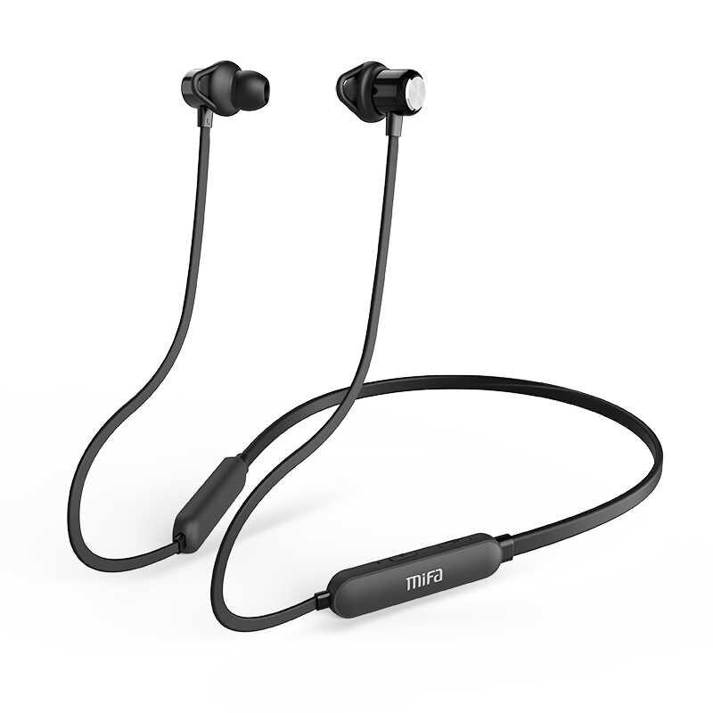 Mifa S1 bezprzewodowy/a słuchawki sportowe słuchawki bluetooth IPX5 wodoodporny bezprzewodowy zestaw słuchawkowy dla telefonów
