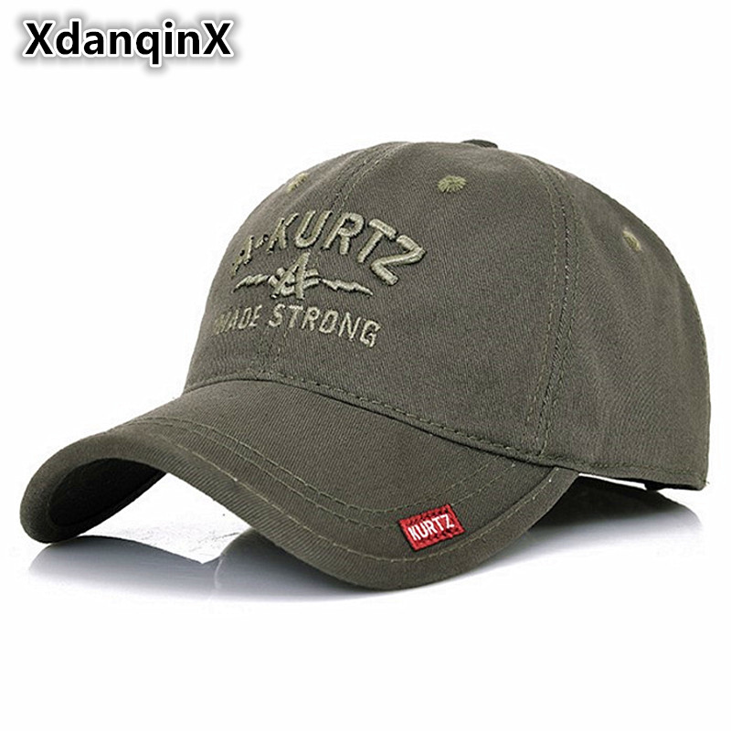 Men's Hats Stylish Wild Adjustable Baseball Caps With Letters Embroidery Spring Autumn Snapback Male Soft-top Duck Tongue Cap
