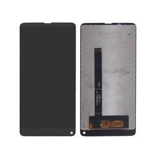 Image 2 - الأصلي ل VKworld S8 جديد شاشة الكريستال السائل محول الأرقام بشاشة تعمل بلمس ل VKworld S8 LCD الهاتف المحمول إصلاح أجزاء + أدوات مجانية
