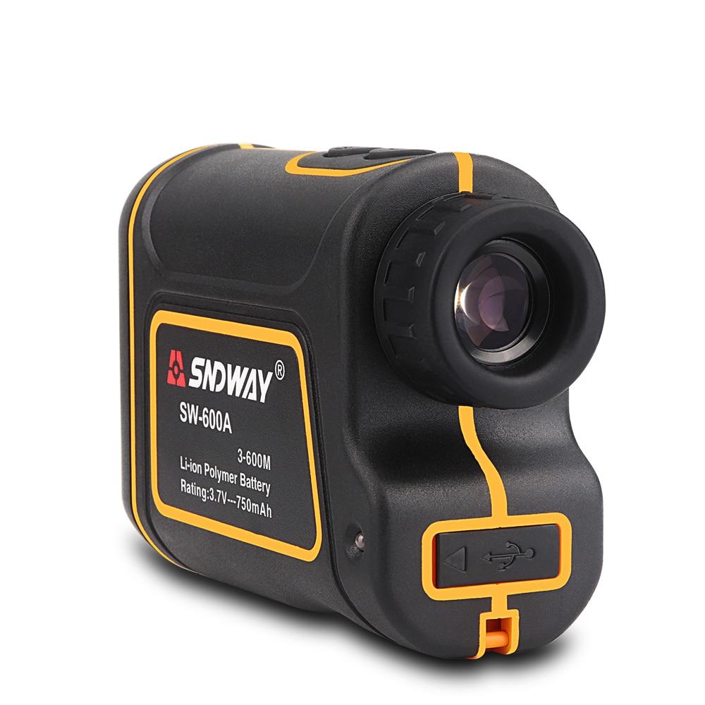 SNDWAY Telemetro laser da golf palmare monoculare Caccia misuratore - Strumenti di misura - Fotografia 2
