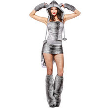 Sexy Womenu0027s Big Gray Wolf Costume Cosplay Costumes Outfit Winter Warm Dress Up Animal Clothes Winter Hooded Clothes  sc 1 st  AliExpress.com & Popular Sexy Wolf Costume-Buy Cheap Sexy Wolf Costume lots from ...