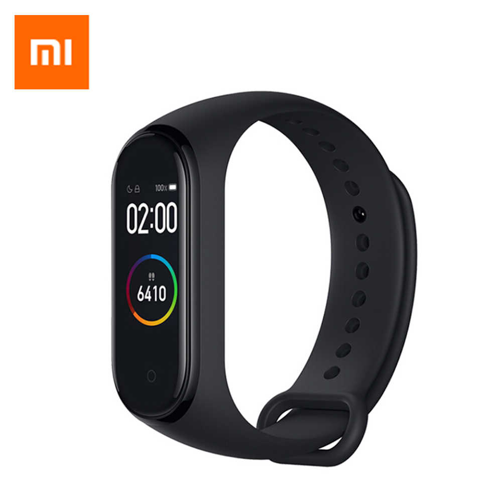 Detail Feedback Questions about Global NFC Version Xiaomi Mi Band 4