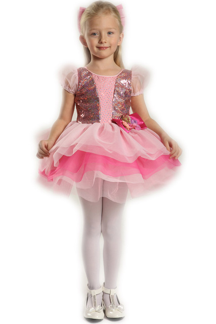 2b17c7bcbccb 2018 Real Ballet Tutu Gymnastics Leotard For Girls Child Leotard ...