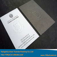 High Quality Printing Business Card