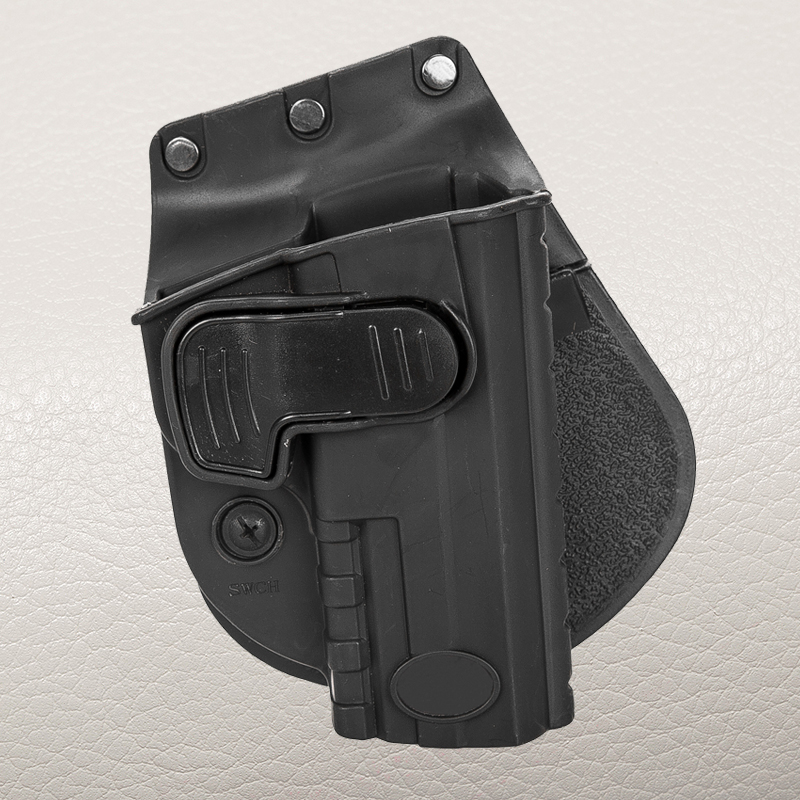 2016 Right Hand Belt Loop Paddle SWCH Rapid Release System Belt Holster Fits Tactical Gun Smith & Wesson M&P+Free Shipping