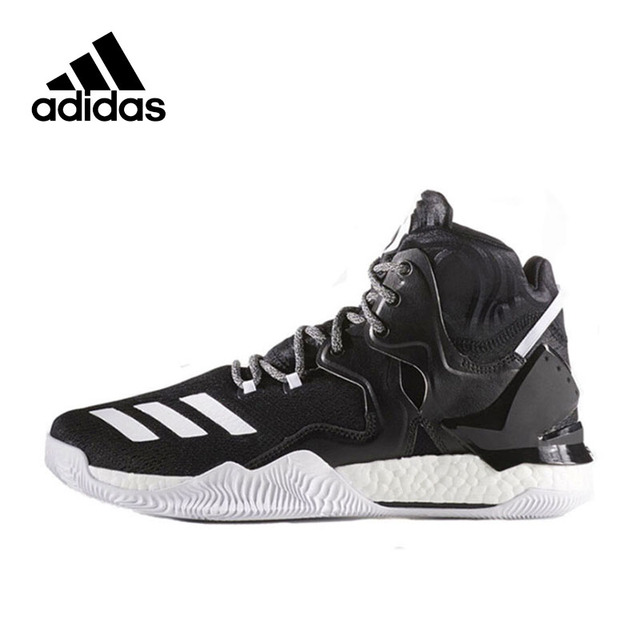 5794e3a04d34 Adidas New Arrival Authentic D Rose 7 Men's Breathable Basketball Shoes  Sports Sneakers B72905 USA Size M
