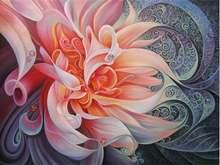 5d diy Алмазная картина цветы декорации полная Дрель Стразы