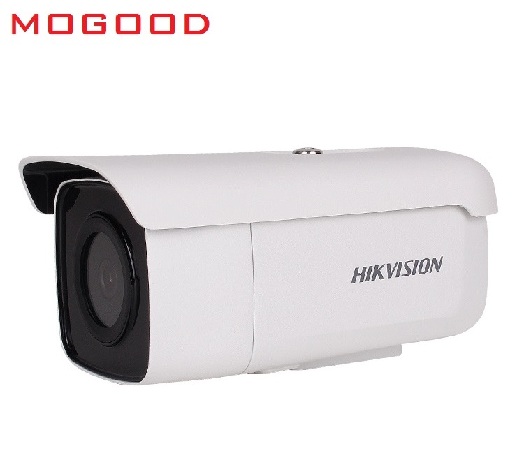 HIKVISION DS-2CD3T86F(D)WDV2-I3/5S Chinese Version H.265 Star Level 8MP IP Camera Support PoE ONVIF Alarm Audio IR 50M Outdoor hikvision ultra low light ds 2cd3t26wd i5 2mp cctv h 265 ip bullet camera support onvif poe ir 50m waterproof outdoor