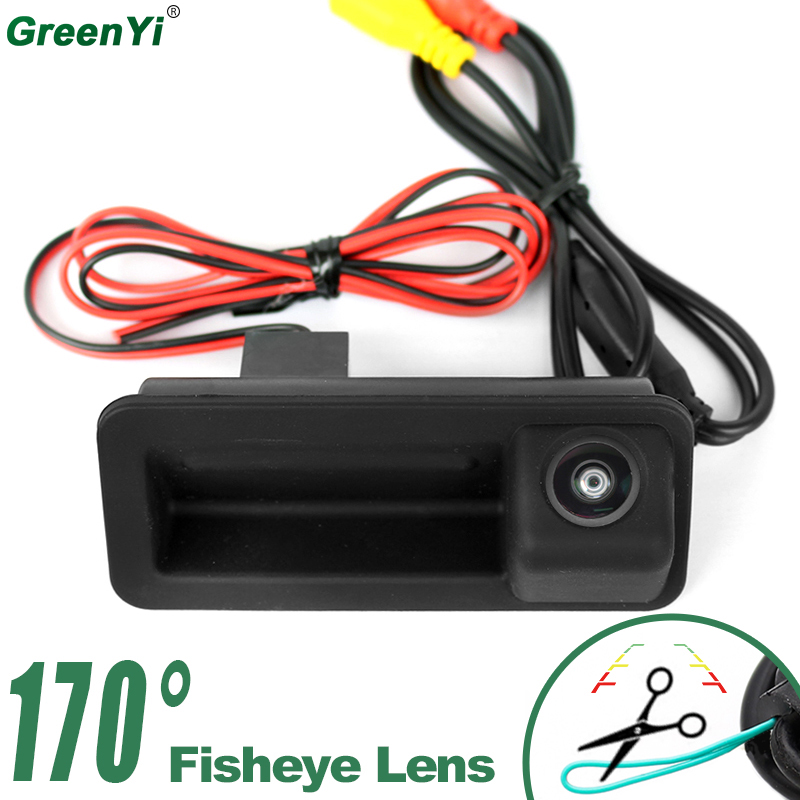 2019 Night Vision 170 Degree Fisheye Lens Vehicle Rear View Camera For FORD Mondeo / FOCUS / Range Rover / Freelander 2
