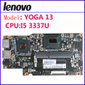 Motherboard Para Lenovo Yoga 13 Séries Com CPU Laptop Motherboard Fru i5-3317 90000649 frete grátis
