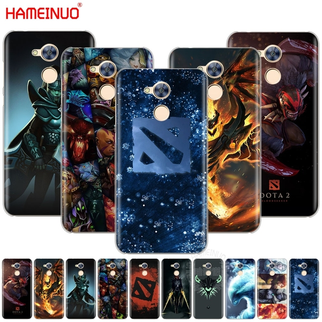 Dota 2 Cover phone Case for Huawei Honor