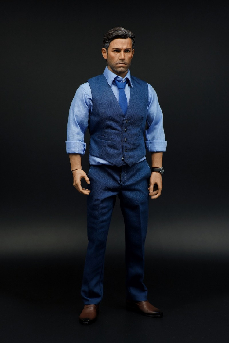 1/6th scale male Figure Accessory Ben Affleck Batman head shape or with body and clothes on box 12 Action figure doll ben buchanan brain structure and circuitry in body dysmorphic disorder