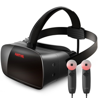 ANTVR 2T VR glasses with controller 3d Virtual reality headset for Steam PC games stereo helmet competitor HTC vive Oculus