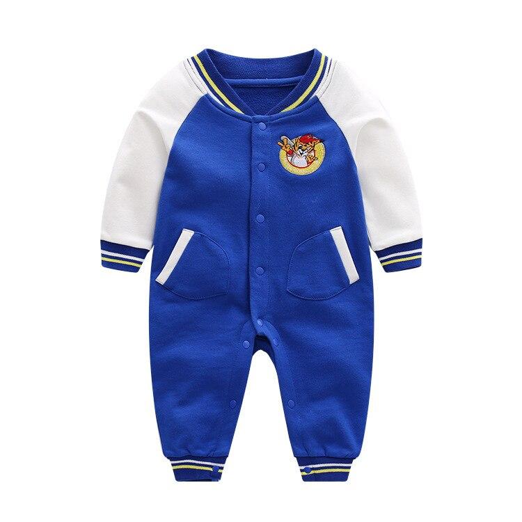Նորածին մանկական Rompers Մանկական - Հագուստ նորածինների համար - Լուսանկար 4