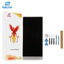 Hacrin Para Xiaomi mi Mezcla de Pantalla LCD + Pantalla Táctil 100% Nuevo digitalizador Cristal Del Panel de Pantalla Para Xiaomi mi Mezcla/Mi Mezcla Pro