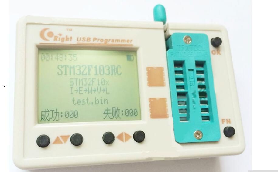 D'origine SkyPRO II 24 25 93 SPI DONNÉES FLASH AVR STM32 SMT8 programmation hors ligne hors ligne brûleur mieux que EZP2010/ 2011 EZP2013