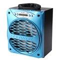MS-136BT Grande Saída Suporte Sem Fio Bluetooth Speaker Praça Função de Entrada AUX TF FM 3.5mm de Áudio Cartão TF USB 2.0