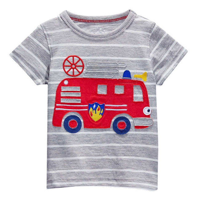 8caa0cc5 Richu dinosaur tshirts for boys short summer t shirt with sequins for girls  avengers t shirts for boys t shirt with animal -in T-Shirts from Mother &  Kids ...